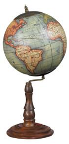 Authentic Models GL021F Vaugondy Globe 1745