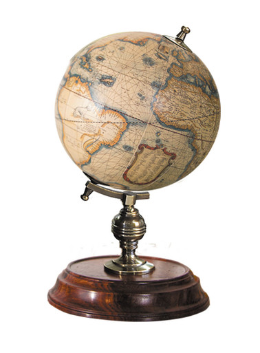 Authentic Models GL042 Desktop Globe