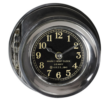 Authentic Models Navy Clock SC048