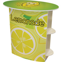 FunDeco Lemonade Stand Front