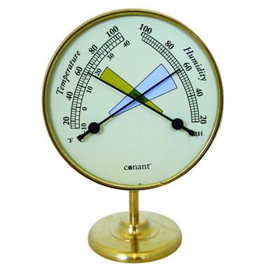 Conant Brass Vermont Comfortmeter COMF1LFB