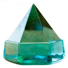 Sailing Ship Deck Prism Light Blue 3.25 in.