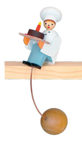 Pastry Chef Wood Balance Toy