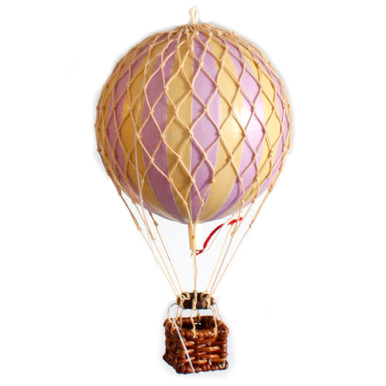 Authentic Models AP160L Floating The Skies Lavender Balloon