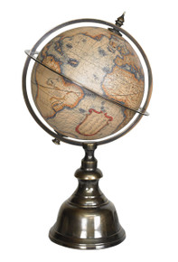 Authentic Models GL015 Mini Terrestrial Globe