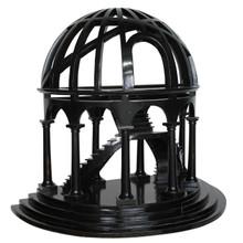 Authentic Models AR015B Antica Demi Dome Architectural Model