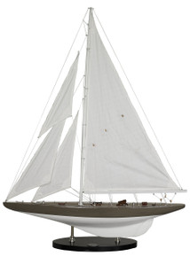Authentic Models AS153 J-Yacht Grey