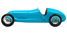 Authentic Models PC016 Blue Racer