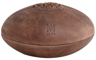 Authentic Models HA023 Vintage Rugby Ball