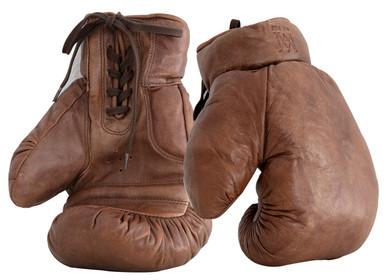 Authentic Models HA024 Vintage Boxing Gloves