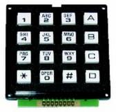 7451 - 16 Key Alpha Numeric Keypad