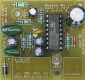 KIT005 - 5W Mono Audio Amplifier Kitset