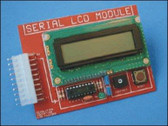 BAS118 - LCD DISPLAY 16X2 W/SERIAL INTERFACE