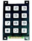 7450 - 12 Key Numeric Keypad