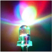 1076 - Multicolour RGB Fading/Flashing LED