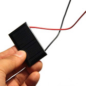 1500 - Solar Panel (with wires) (small)