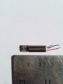 5103 - Vibrating/Pager Motor 6x15mm  (1.5-3volt)