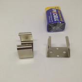 6320 - 9v battery holder (flat)