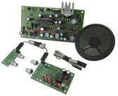 FK955 - 80 SECOND VOICE DONATION WITH 8W AMPLIFIER