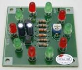 KIT112 - LED Flasher 10 Dot (Round Pattern)