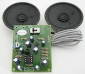 FK326 - Dual Station Intercom and Doorbell
