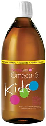 Ascenta Nutrasea Kids (bubblegum), 500 ml
