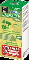 Bell Allergy Relief 673 ml, 30 Capsules | NutriFarm.ca