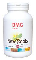 New Roots DMG 125 mg, 100 Capsules | NutriFarm.ca