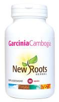 New Roots Garcinia Cambogia (60% hydroxycitric acid), 90 Capsules | NutriFarm.ca