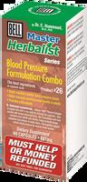 Bell Blood Pressure Combo 687 mg, 60 Capsules | NutriFarm.ca