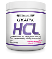 SD Pharmaceuticals Creatine HCL Raspberry Lemonade Flavour, 300 g | NutriFarm.ca