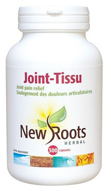 New Roots Joint-Tissu 916 mg, 300 Capsules | NutriFarm.ca