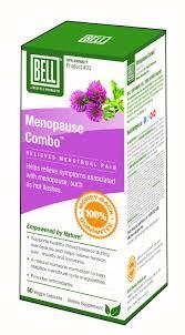 Bell Lifestyle Menopause Combo, 60 Capsules | NutriFarm.ca