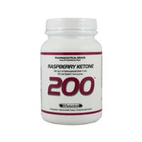 SD Pharmaceuticals Raspberry Ketone 200, 120 Capsules | NutriFarm.ca