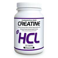 SD Pharmaceuticals Creatine HCL, 120 Capsules | NutriFarm.ca