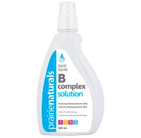 Prairie Naturals Liquid B Complex Solution, 500 ml | NutriFarm.ca