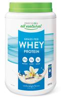 Precision All Natural Whey Protein Vanilla Delight, 850 g | NutriFarm.ca