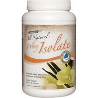 Precision All Natural Whey Isolate Vanilla Delight, 850 g | NutriFarm.ca