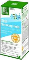 Bell Lifestyle Stop Smoking Help, 60 Capsules | NutriFarm.ca