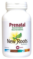 New Roots Prenatal, 90 Capsules | NutriFarm.ca