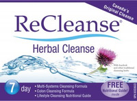 Prairie Naturals Recleanse Herbal Cleanse Kit | NutriFarm.ca