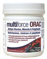 Prairie Naturals Multi-Force ORAC, 270 g | NutriFarm.ca