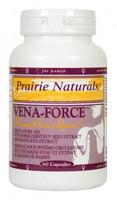 Prairie Naturals Vena-Force, 60 Capsules   NutriFarm.ca