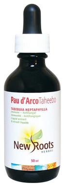 New Roots Pau d'Arco Taheebo (Liquid), 50 ml | NutriFarm.ca