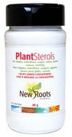 New Roots Plant Sterols, 80 g | NutriFarm.ca