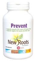 New Roots Prevent, 30 Capsules | NutriFarm.ca