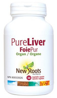New Roots Pure Liver, 30 Capsules | NutriFarm.ca
