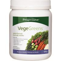 Progressive VegeGreens Blueberry Medley, 530 g