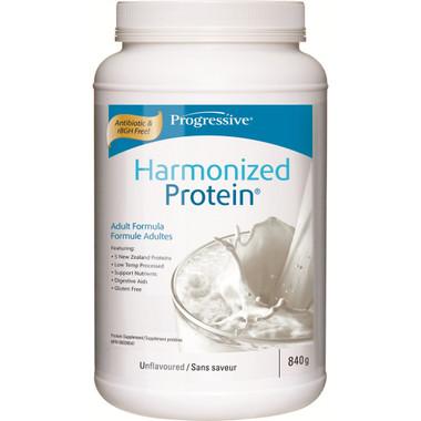Progressive Harmonized Protein Unflavoured, 840 g | NutriFarm.ca