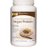 Progressive Harmonized Vegan Protein Unflavoured, 840 g | NutriFarm.ca